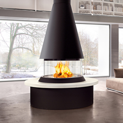 Marvik | Wood fireplaces | Piazzetta