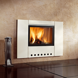 Vision | Wood fireplaces | Piazzetta