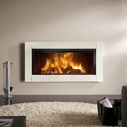 Easy | Wood fireplaces | Piazzetta