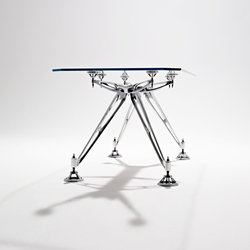 Raptor table RT01 | Escritorios individuales | Raptor