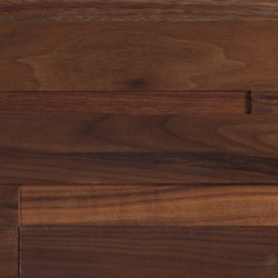 CUBE American Walnut | Wood panels | Admonter