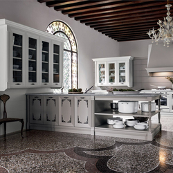 Etoile | Composition 1 | Fitted kitchens | Cesar Arredamenti
