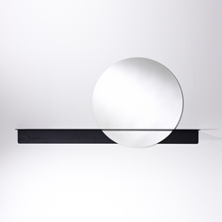 Slide Circle | Mirrors | Deknudt Mirrors