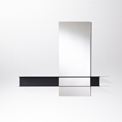 Slide Double | Miroirs | Deknudt Mirrors