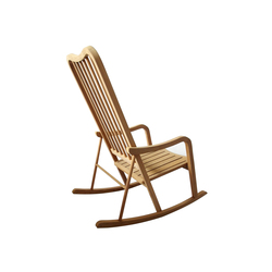 Pumkin rocking chair | Sillas de jardín | Deesawat