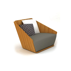 Origami | Lounge chairs | Deesawat