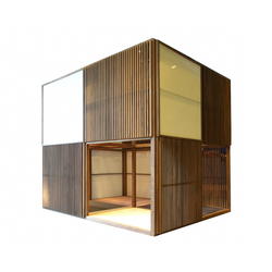Japanese tea house | Cabine ufficio | Deesawat