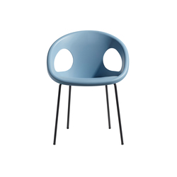 Drop | Visitors chairs / Side chairs | Scab Design