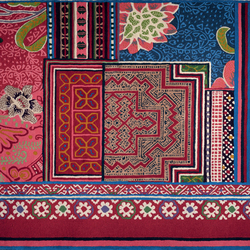 Baya Rouge | Rugs | Toulemonde Bochart