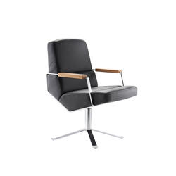 Kollektion.58 Karl Schwanzer Conference chair | Conference chairs | rosconi