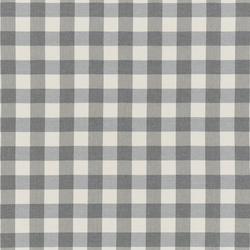 NIZZA-CHECK - 91 SILVER | Outdoor upholstery fabrics | Nya Nordiska