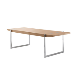 Kollektion.58 Karl Schwanzer conference table | Conference tables | rosconi