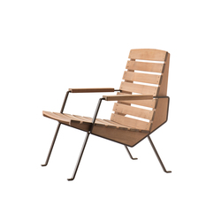 Kollektion.58 Karl Schwanzer outdoor armchair | Poltrone | rosconi