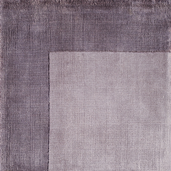 Lumiere Poudré Violine | Rugs / Designer rugs | Toulemonde Bochart