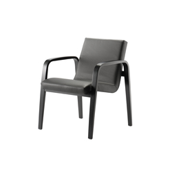 Krischanitz Kollektion bentwood no. 03 armchair | Lounge chairs | rosconi