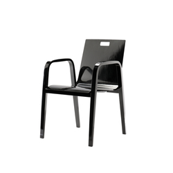 Krischanitz Kollektion bentwood no. 04 Armlehnstuhl | Restaurant chairs | rosconi