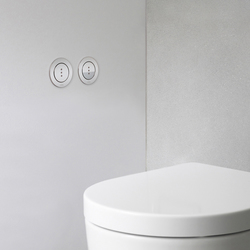 RS83E - Electronic dual flow cistern flush | Flushes | VOLA