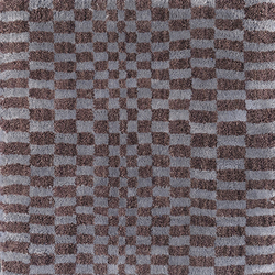 Optik Denim | Rugs / Designer rugs | Toulemonde Bochart