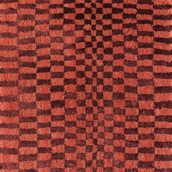 Optik Rouge | Rugs / Designer rugs | Toulemonde Bochart