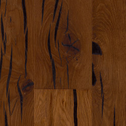 FLOORs Hardwood Oak Chameleon black rustic | Wood flooring | Admonter Holzindustrie AG