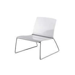 Stresemann Co 09 Light Lounge Chair | Lounge chairs | rosconi
