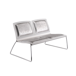 Stresemann Co 39 Light Lounge Bench | Bancs d'attente | rosconi