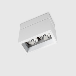 Prologe 80 Double | Ceiling lights | Kreon