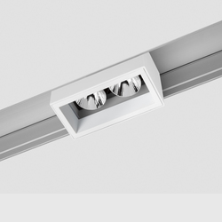 Prologe 80 in-Line/in-Dolma Double | Track lighting | Kreon