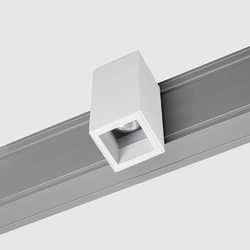 Prologe 80 on-Regule Single | Track lighting | Kreon