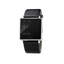 QLOCKTWO® W Polished | Wrist watches | BIEGERT&FUNK