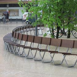 Long Bench Vogt | Exterior benches | BURRI