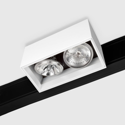 Prologe 145 on-Regule Double/Fluo Dimmable | Stromschienensysteme | Kreon