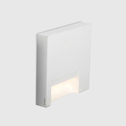 Mini square Rokko | Recessed wall lights | Kreon