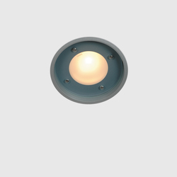 Up Circular mat ceiling/wall | Lampade spot | Kreon