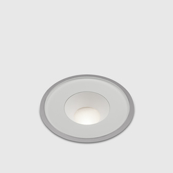 Up Circular Outdoor wallwasher | Spotlights | Kreon