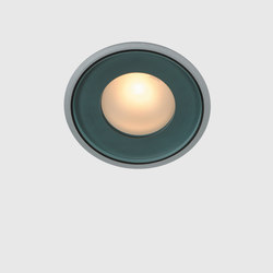 Flat Up Circular ceiling/wall | Lampade spot | Kreon