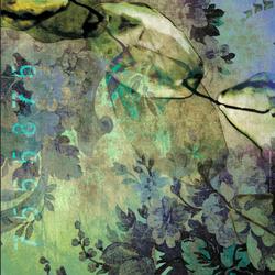 Affreschi Flower | Arts muraux | antoniolupi