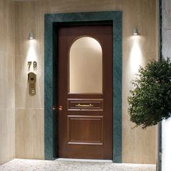 Evolution | Raised Panel Line | Entrance doors | Oikos – Architetture d'ingresso