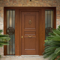 Evolution | Heartwood Line | Entrance doors | Oikos