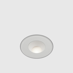 Up in-Line circular outdoor wallwasher | Flood lights | Kreon