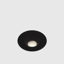 Up in-Line circular outdoor wallwasher | Spotlights | Kreon