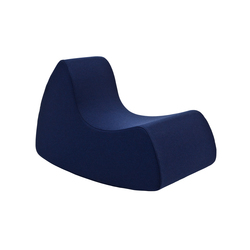 Grand Prix rocking chair | Armchairs | Softline A/S