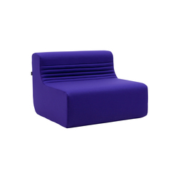 Loft single large | Modular seating elements | Softline A/S