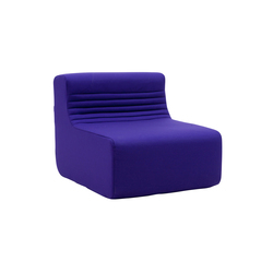 Loft single small | Modular seating elements | Softline A/S