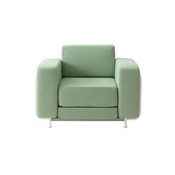 Silver chair | Sofa beds | Softline A/S