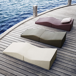 Easy chaise longue | Tumbonas de jardín | Softline A/S