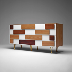 D.655.1 Chest of Drawers | Sideboards | Molteni & C