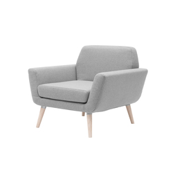Scope chair | Lounge chairs | Softline A/S