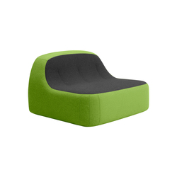 Sand chair | Lounge chairs | Softline A/S