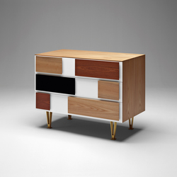 D.655.2 Chest of Drawers | Sideboards | Molteni & C